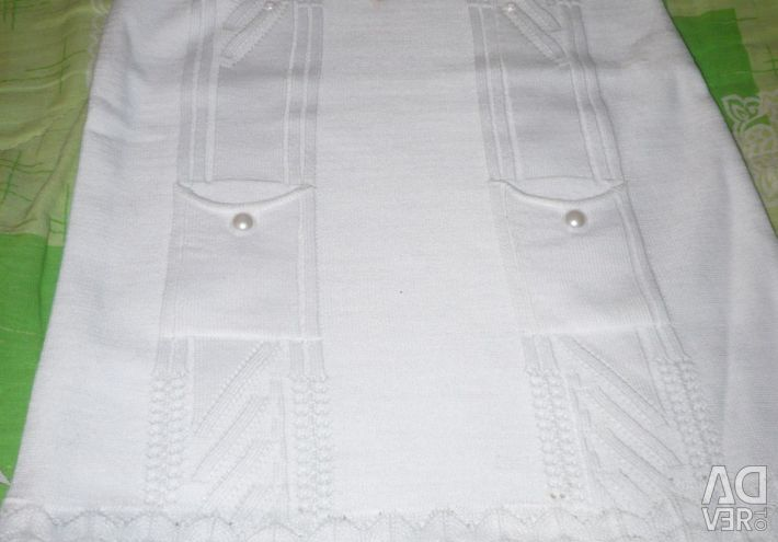 İnce Yeni Örme Elbise