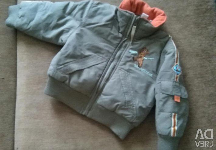Куртка для мальчика ,р-р 92,