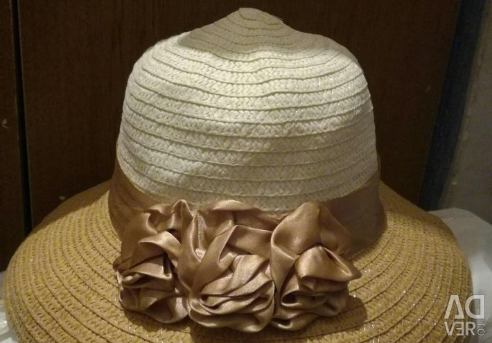 New summer hats