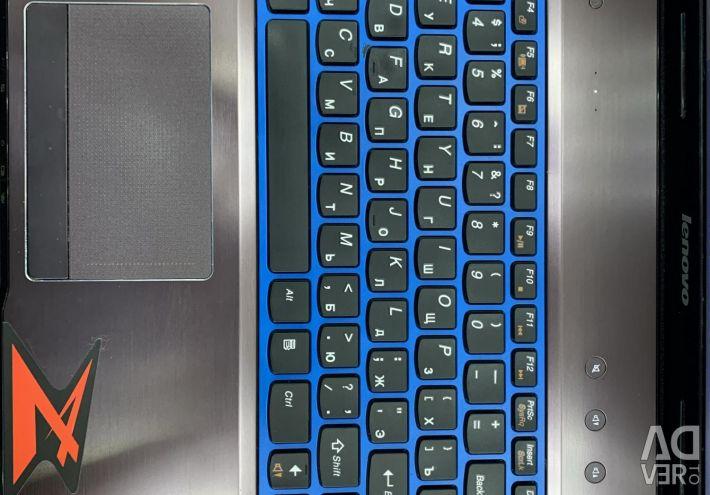Notebook Lenovo Z570