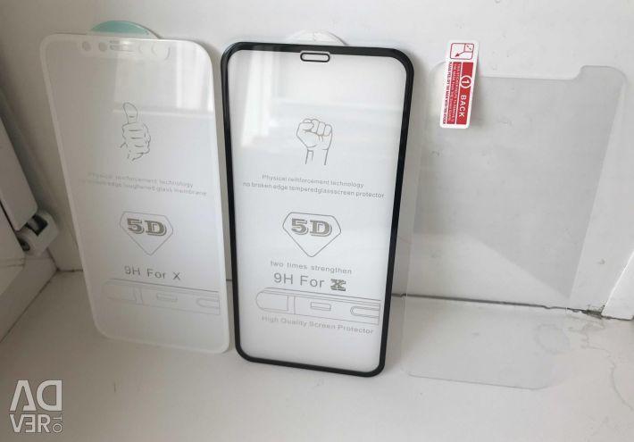 Захисне скло на IPhone X