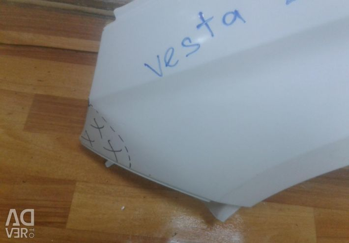 Wing forward left Lada Vesta oem 8450039386 (dent) (skl-3)