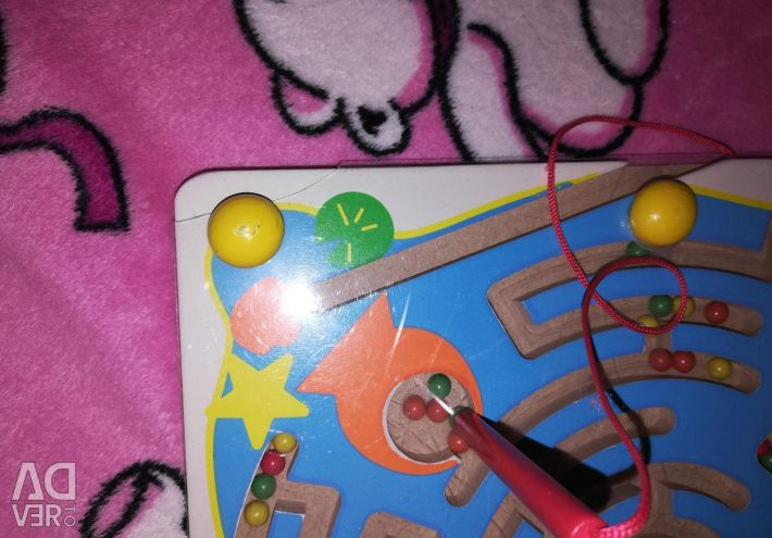 Labirintul de joc educativ