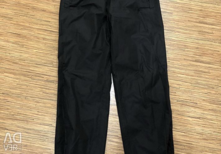 Pants -Nekromokayki without insulation