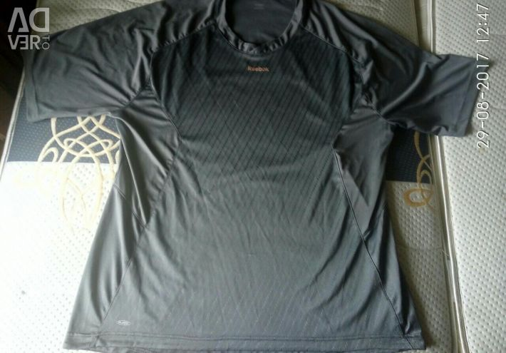 Μπλουζάκι Reebok. Αρχικό