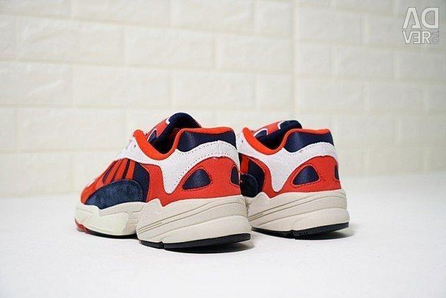 Adidas yung 1 κόκκινο / λευκό