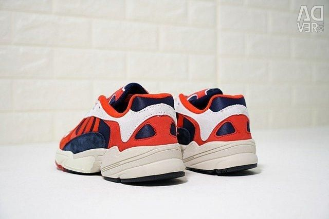 Adidas yung 1 red / white