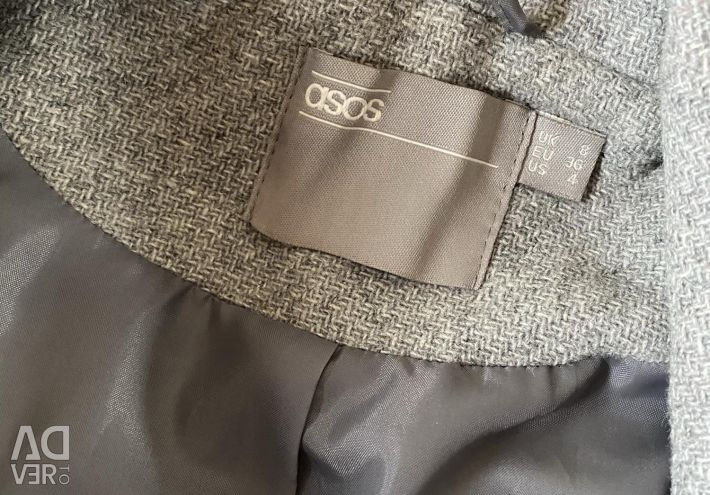 Coat Asos