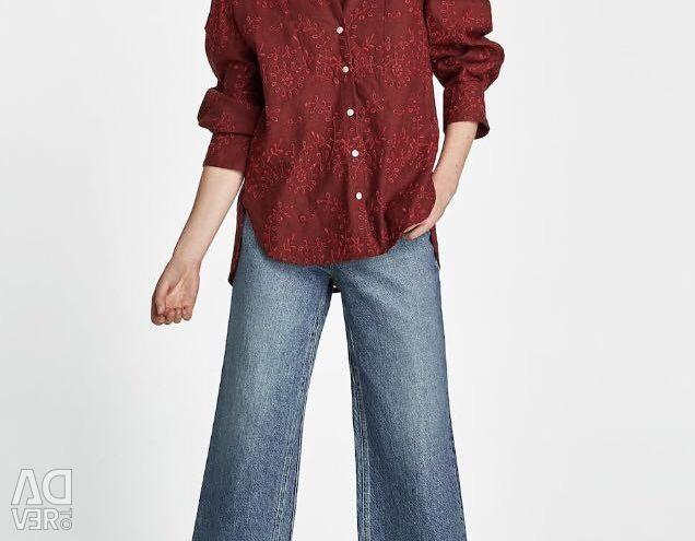 Noua cămașă Zara