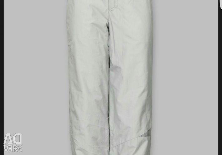 Pantaloni noi demi-sezon Talvi