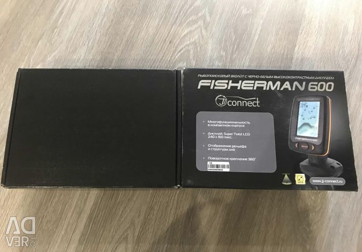 Sounder JJ-Connect Fisherman 600