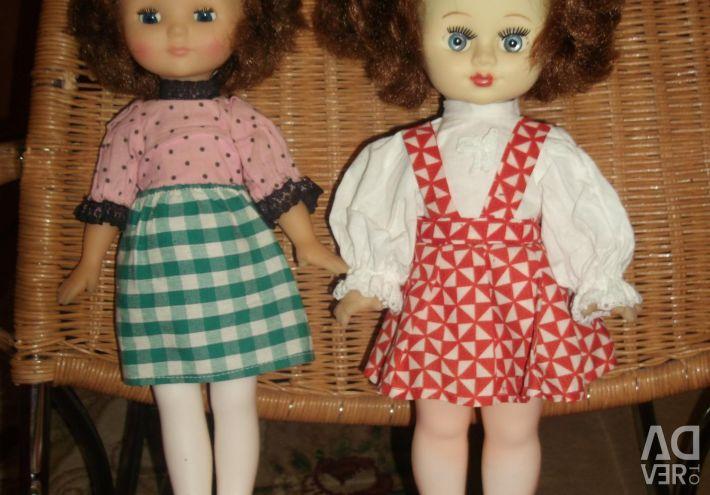 Куклы Советские