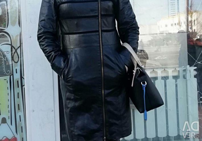 Raincoat husky thin with mink