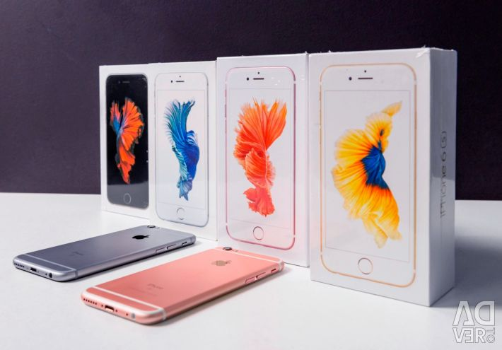 IPhone 6S Original / Garanție / Transport gratuit