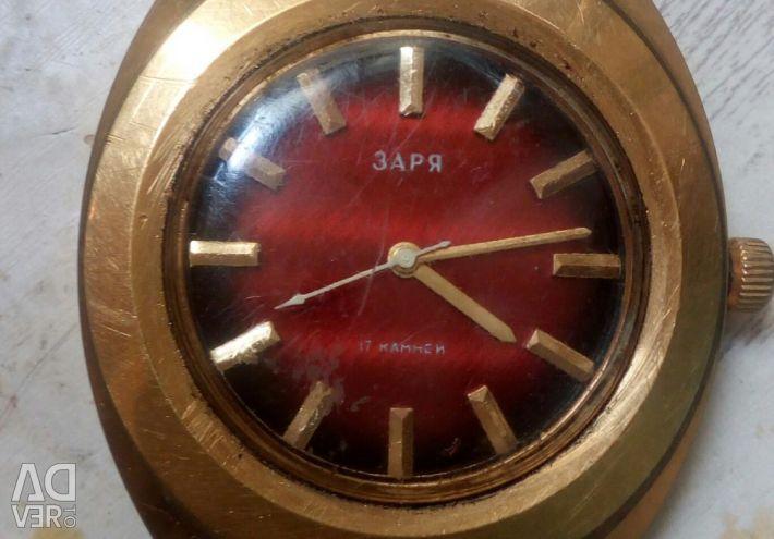 Заря ссср камней часы продать 17 часы курск продам