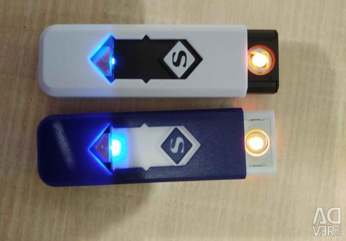 New usb lighter.