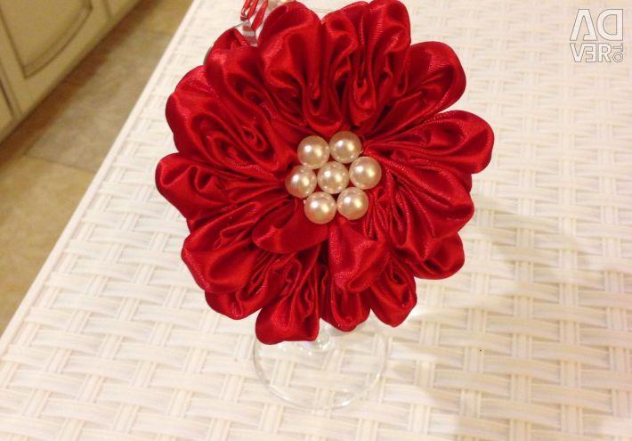 Πλούσια λουλούδι πλαίσιο
