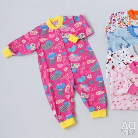Jumpsuit for girl