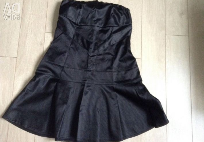Dress - the top 44-48 sizes, with elastane,