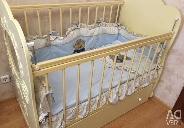 Кровать комплект как на фото