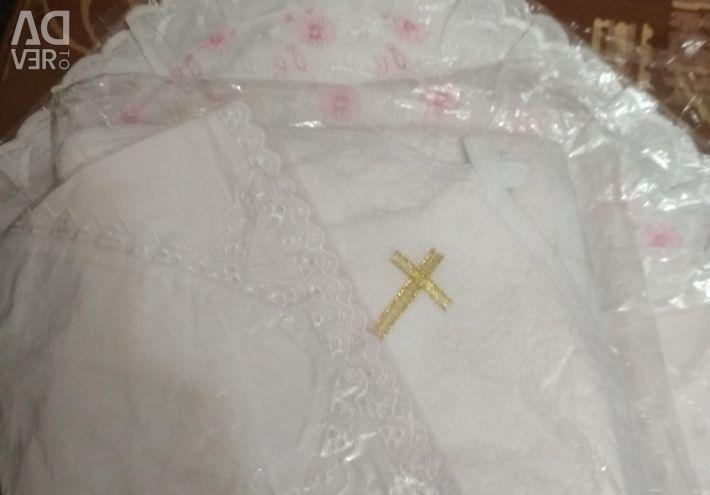 Kit pentru botez