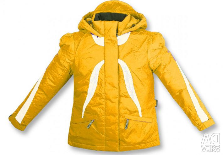 New jacket red fox 146 growth