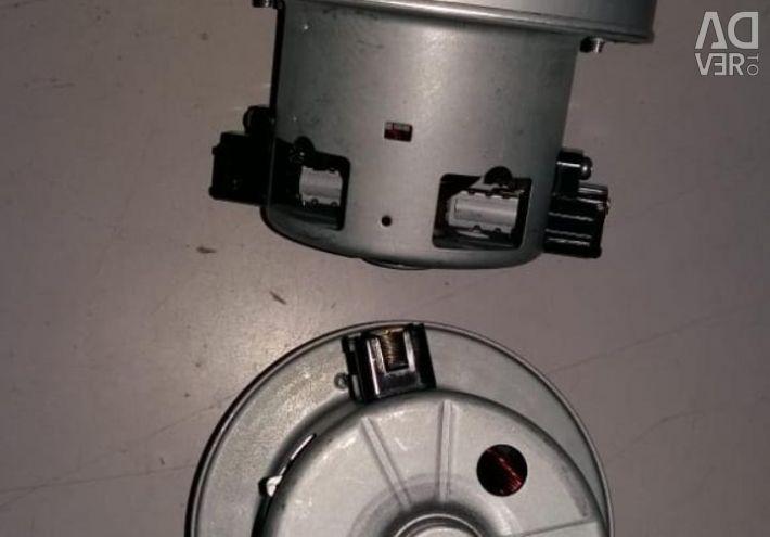 Ο κινητήρας στην ηλεκτρική σκούπα Samsung VCM K60EU