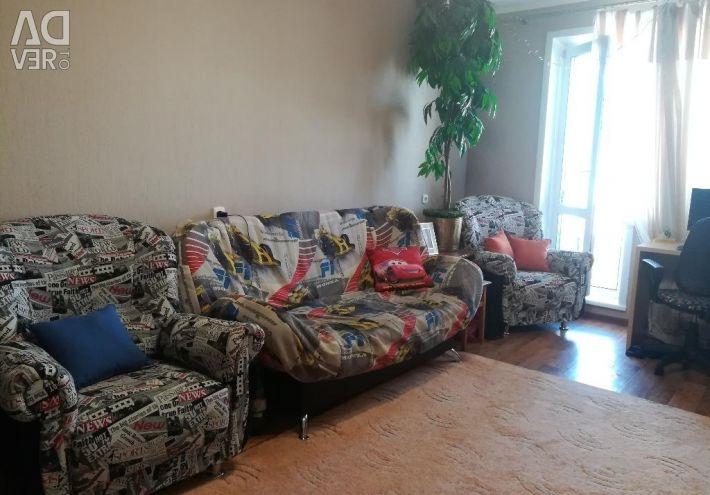 Apartment, 2 rooms, 60 m²