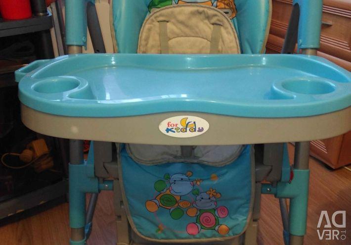 Υπαίθρια καρέκλα Fokiddy Comfort