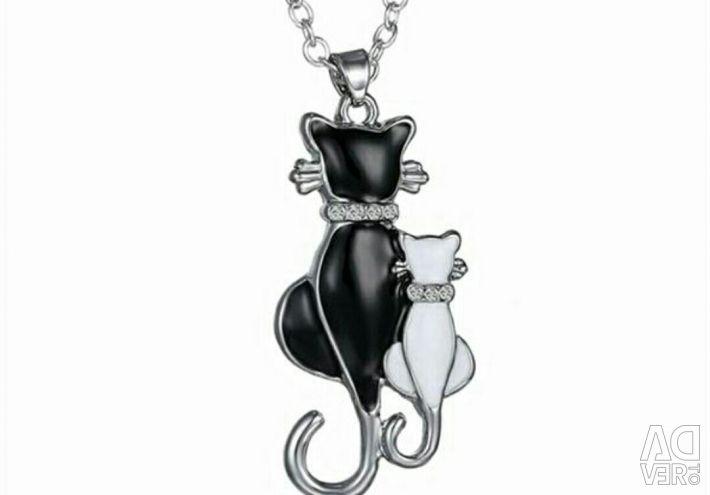 Κολιέ Cat.