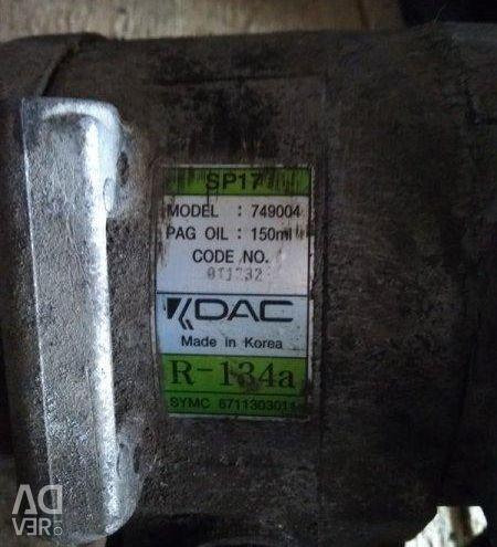 Compresor de aer condiționat Ssang Yong Actyon Nou
