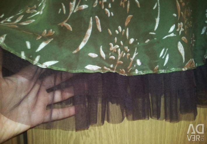 New skirt, English brand