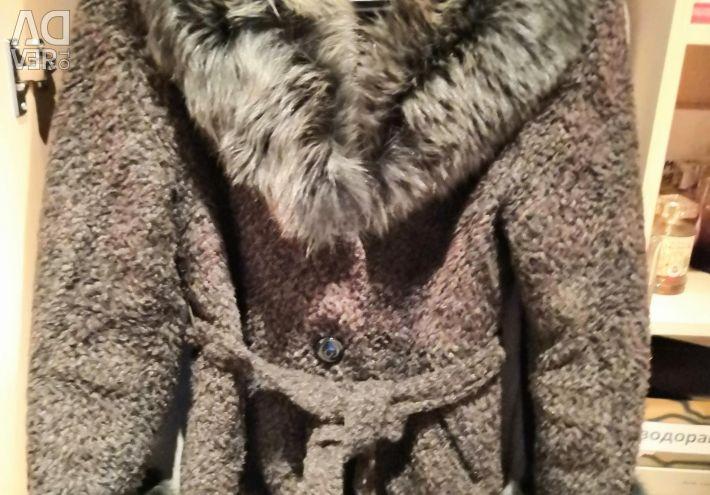 Winter coat, 46