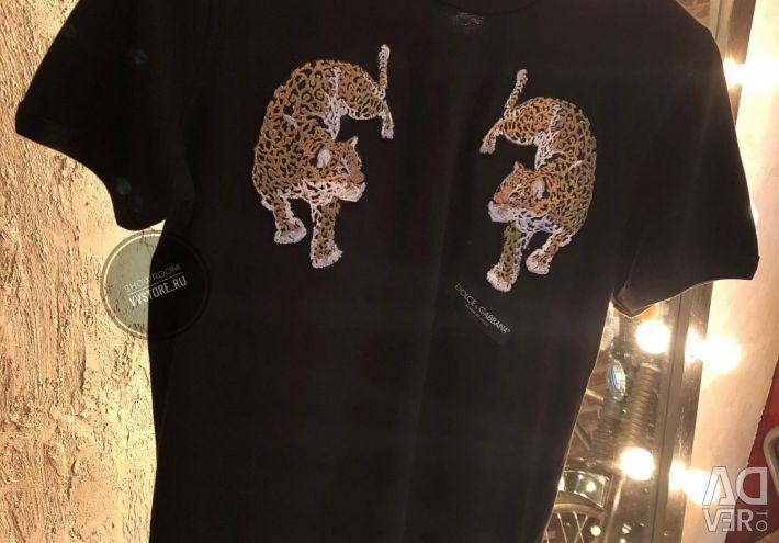 ✔️T-shirt Dolce Gabbana Tigers
