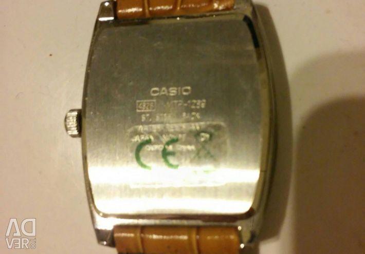 Casio watch (urgent)