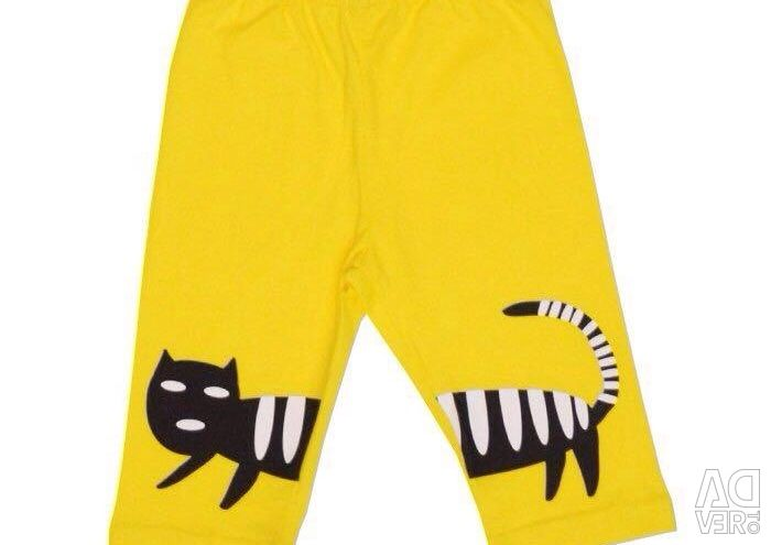Breeches with cats