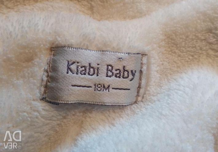 I will sell kiabi baby overalls