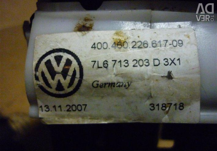 Selector de transmisie automată Volkswagen Touareg 2010