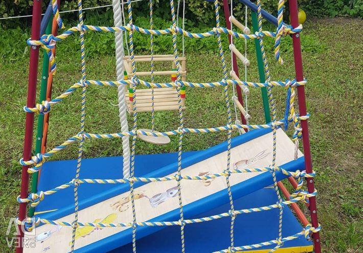 Children's sports complex