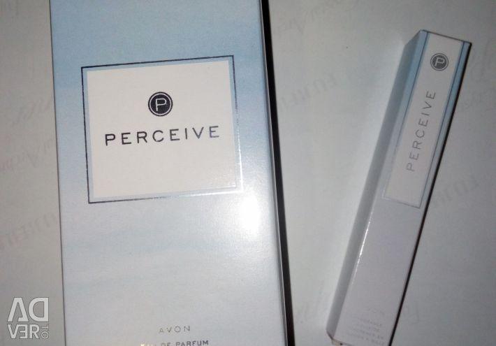 Парфюмерный набор Percive 2 продукта