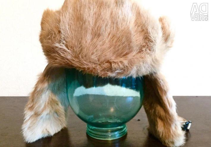 Hat 💯 fur