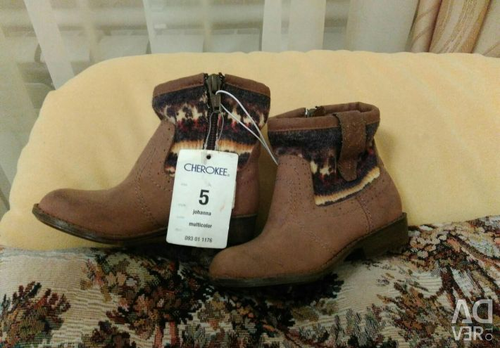 Boots demi-season Cherokee