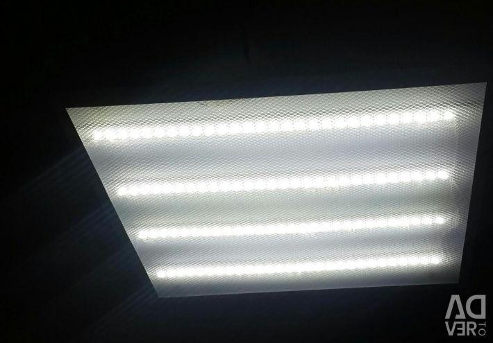 Светодиодные светильники Эра