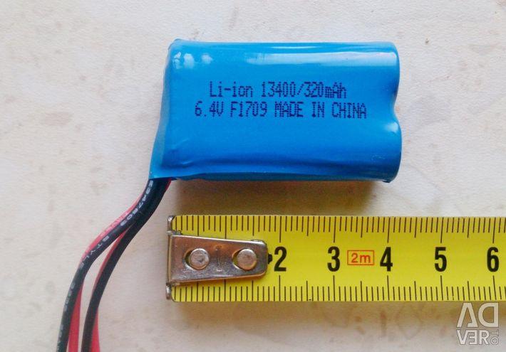 Mașină cu control radio WLTOYS 6X6