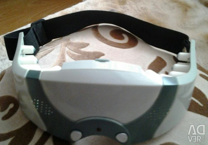 A great eye and eyelid massager