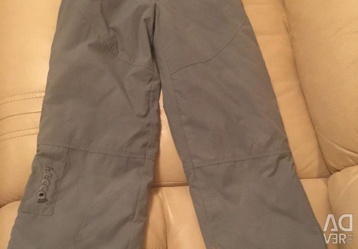 Χειμερινά ζεστά παντελόνια για το παιδί 134/140, C & A