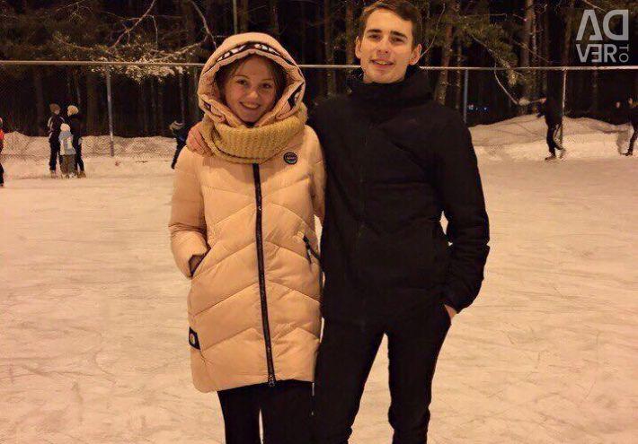 Yeni kış ceket
