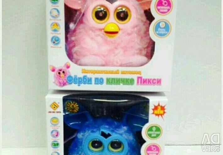 Ферби Ferbie интерактивная игрушка