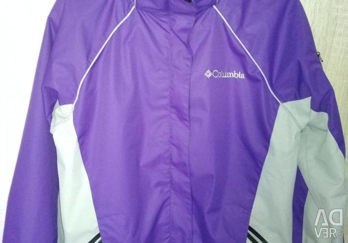 Куртка Columbia на дощ, р. 46-48, нова