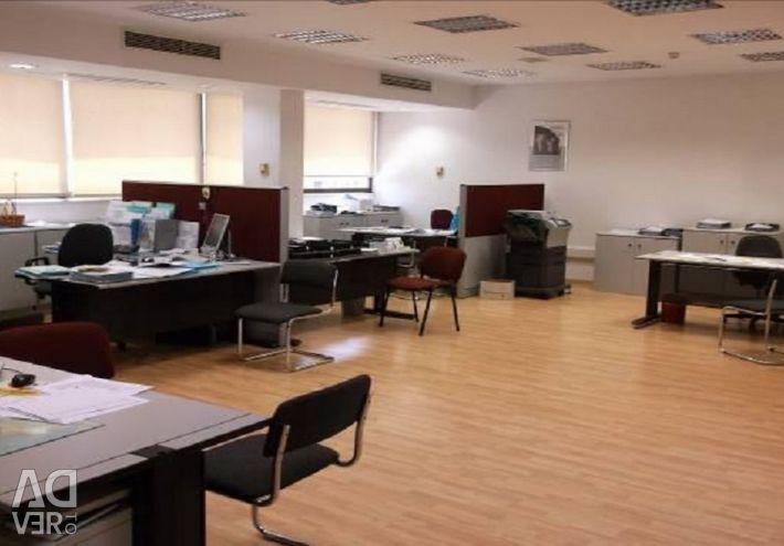 Γραφεία στην οδό Βυζαντίου, Λευκωσία